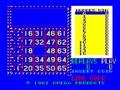 Cal Omega - Game 12.5 (Bingo) - Screen 1
