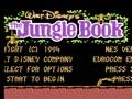 Disney's The Jungle Book (USA) - Screen 2