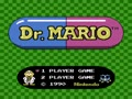 Dr. Mario (Jpn, USA, Rev. A) - Screen 1