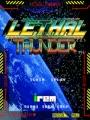 Lethal Thunder (World) - Screen 3