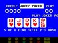 Credit Poker (ver.30c, standard) - Screen 1