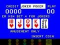 Credit Poker (ver.30c, standard) - Screen 3