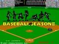 Baseball: The Season II - Screen 1