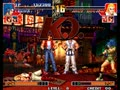 KOF 97 level 8 Ikari Warriors team