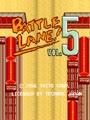 Battle Lane! Vol. 5 (set 1) - Screen 1
