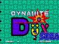 Dynamite Dux (set 2, FD1094 317-0096) - Screen 2