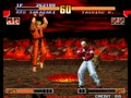 KOF 97 level 8 AOF Team