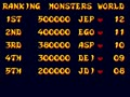 Monsters World (bootleg of Super Pang) - Screen 2