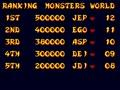 Monsters World (bootleg of Super Pang) - Screen 3