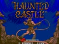 Haunted Castle (version M) - Screen 1