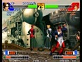 KOF SNK Heroes team  level 8
