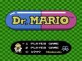 Dr. Mario (Jpn, USA) - Screen 1