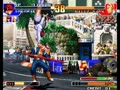 KOF 97 Orochi Team