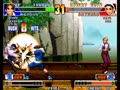 KOF Psycho Soldier Team Level 8