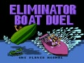 Eliminator Boat Duel (USA) - Screen 4