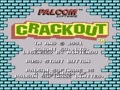 CrackOut (USA, Prototype) - Screen 1
